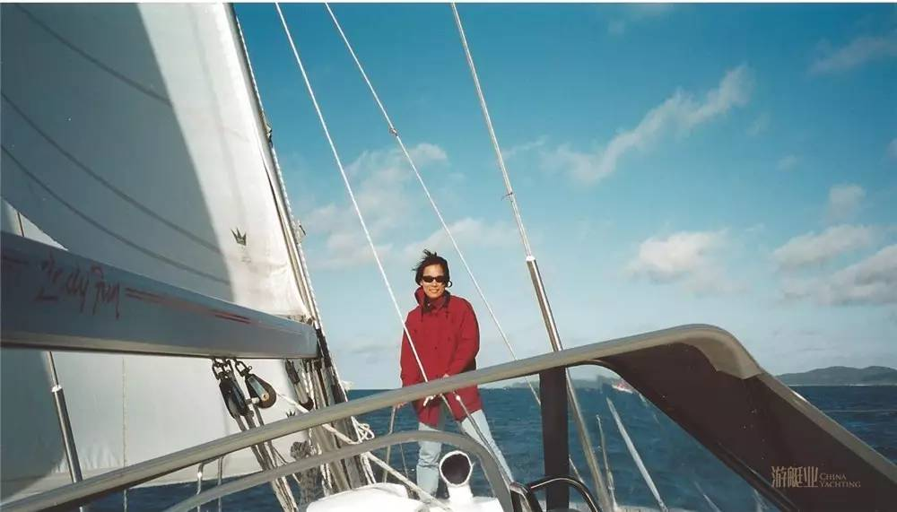 启迪之星(北京)CEO俱乐部:航海和领导力的分享