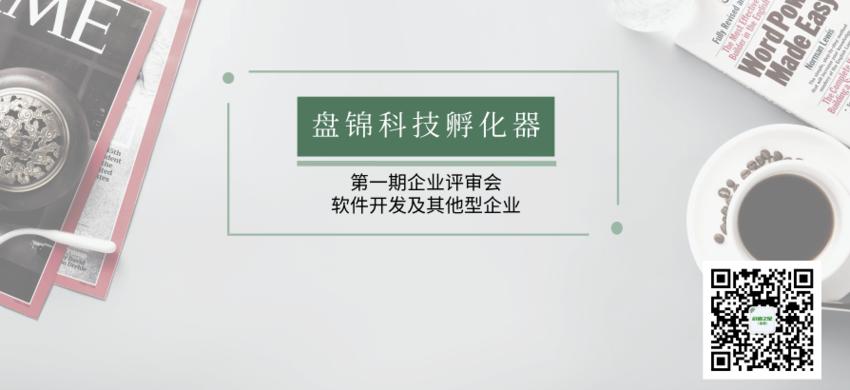启迪之星盘锦丨软件开发及其他型在孵企业评审会