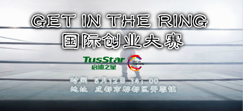 GET IN THE RING 国际创业大赛