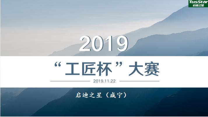 """2019年""""湖北工匠杯""""技能大赛"""